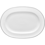 Noritake City Dawn 14 in. Oval Platter