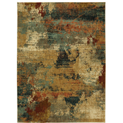 Karastan Elements Collection Entrance Multi Rug