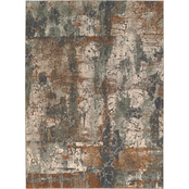 Karastan Cave Creek Denim Rug