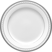 Noritake Rochester Platinum 6.25 in. Bread and Butter Appetizer Plate