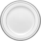 Noritake Rochester Platinum 8 1/4 in. Salad Plate
