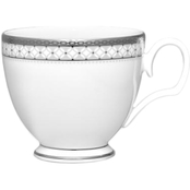 Noritake Rochester Platinum 8 oz Coffee and Tea Cup