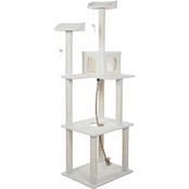 Petmaker 6 ft. Tall Sleep and Play Cat Tree
