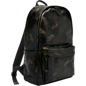 Fossil Buckner Leather Backpack