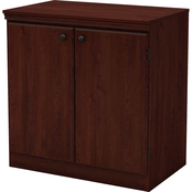South Shore Morgan Small 2 Door Storage Cabinet