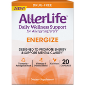 AllerLife Energize 20 ct. Capsules