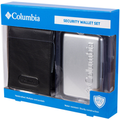 Columbia Wallet with Security Wallet