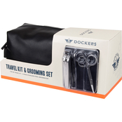 Dockers Travel Kit with Manicure Set