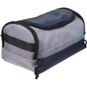 Columbia Hanging Travel Kit with Front Stitch Detail