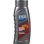 Dial For Men Hair + Body Wash Ultimate Clean