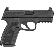 FN 509 Mid Optics Ready 9mm 4 in. Barrel 15 Rnd Pistol Black