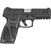 Taurus G3 9mm 4 in. Barrel 17 Rnd Pistol Black