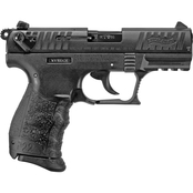 Walther P22Q 22 LR 3.4 in. Barrel 10 Rnd Pistol Black