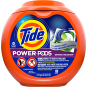 Tide Power Pods Spring Meadow, 21 ct.