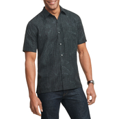 Van Heusen Air Sandwashed Camp Shirt