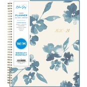 Blue Sky Publishing 8.5 x 11 in. Bakah 20/21 Planner