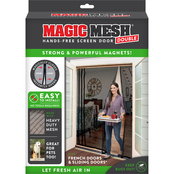 Allstar Magic Mesh Double Hands Free Screen Door