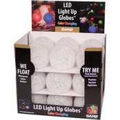 Game Floating Light Up Globes