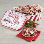 Harry & David Peppermint Bark Tin 16 oz.