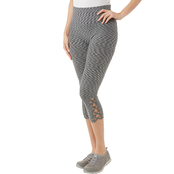 JW Seamless Space Dye Cropped Leggings