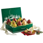 Harry & David Colors of Christmas Pears Gift Box