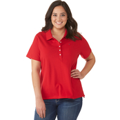 Tommy Hilfiger Plus Size Cotton Pique Polo