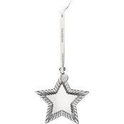 Waterford Star Ornament Blank 4.1 in.