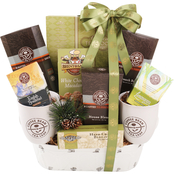Alder Creek Coffee Bean & Tea Leaft Gift Basket