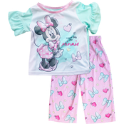 Disney Infant Girls Minnie Mouse Only One Minnie 2 pc. Polyester Set