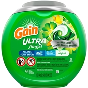 Gain Ultra Flings Original Choose Count