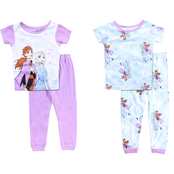 Disney Toddler Girls Frozen 4 pc. Cotton Set