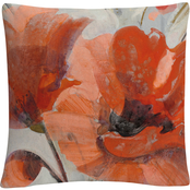 Trademark Fine Art Albena Hristova Popping Decorative Throw Pillow