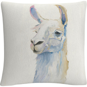 Trademark Fine Art Avery Tillmon Bianca Decorative Throw Pillow