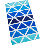 Martha Stewart Collection Ombre Triangle Beach Towel