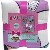MGA Entertainment L.O.L Surprise! Weighted Blanket
