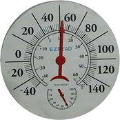 Penn E-Z Read Dial Thermometer 5/8 in.