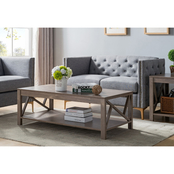 Furniture of America Corton Coffee Table