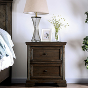Furniture of America Amadora Nightstand
