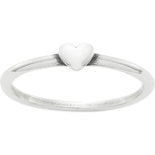 James Avery Sterling Silver Pure Heart Ring