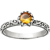 James Avery Cherished Birthstone Ring with Citrine