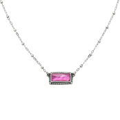 James Avery Palais Rose Doublet Necklace