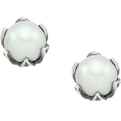 James Avery Freshwater Cultured Pearl Pod Ear Posts