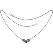 James Avery Rose Necklace