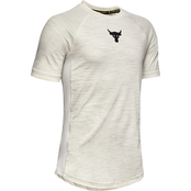 Under Armour Boys Project Rock Charged Cotton Tee