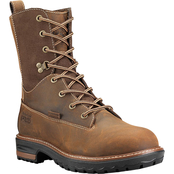 Timberland Women's Pro Hightower 8 in. Alloy Toe Waterproof Work Boots