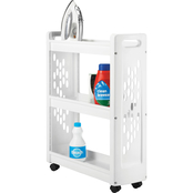 Whitmor 3 Tier Laundry Cart
