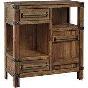 Signature Design by Ashley Roybeck Accent Cabinet