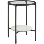 Signature Design by Ashley Zalany Round End Table