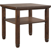 Signature Design by Ashley Royard Rectangular End Table
