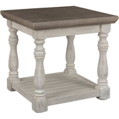Signature Design by Ashley Havalance Rectangular End Table
